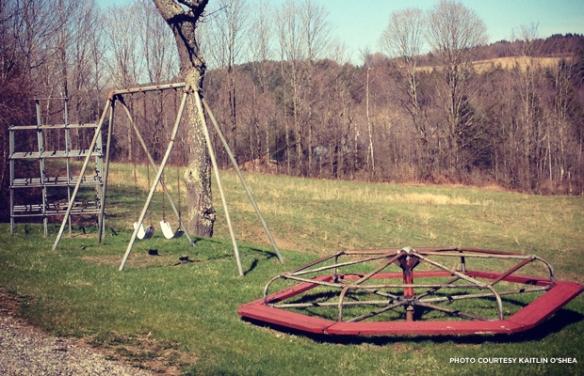 1970s playground